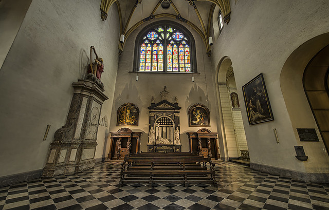 Sint Servaas Basilica Maastricht Holland 10/205