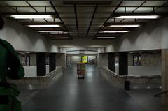 Praha underground