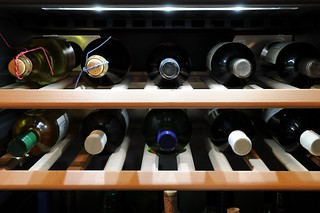 im Weinschrank | by aveato Catering