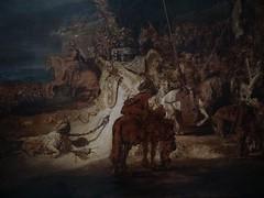 Rembrandt sketch @ Boijmans van Beuningen