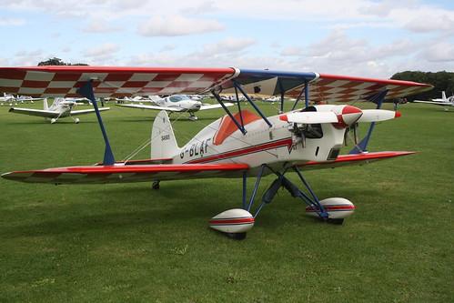 G-BLAF Stolp SA900 [PFA 106-10651] Sywell