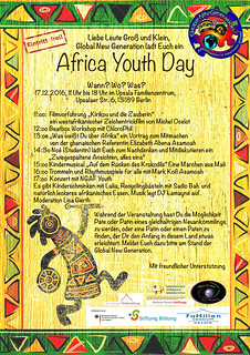 Africa Youth Day | by New Generation Berlin