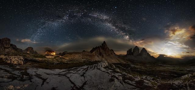 Galaxy Dolomites