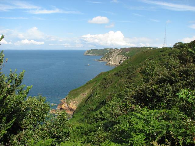View north near Sorel