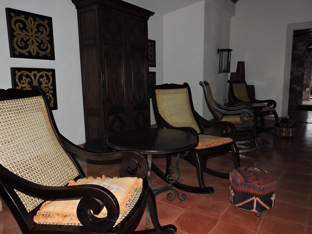Lobby rocking chairs / JW Marriott Guanacaste Resort & Spa… | Flickr