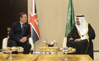 David Cameron and King Salman hold talks at the G20 Summit | by UK Prime Minister