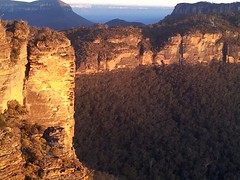Australia - The Blue Mountains - sunset