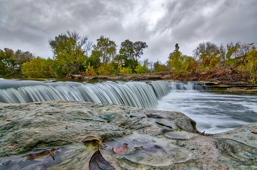 creek waterfall texas unitedstates slowshutter roundrock hdr 3xp tokina1116 slowshuttercam aurorahdr