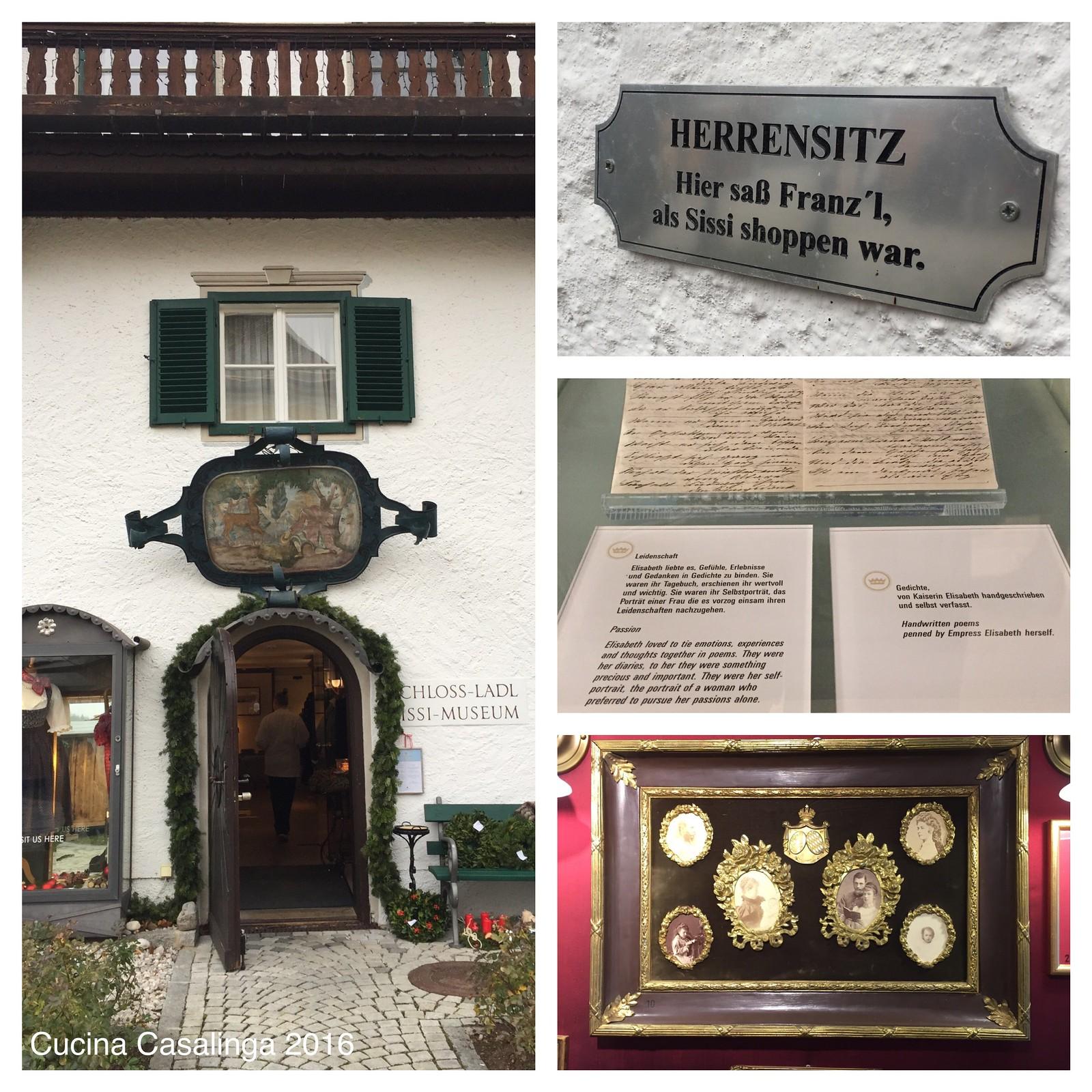Schloss Fuschl - Ladl und Sissi-Museum
