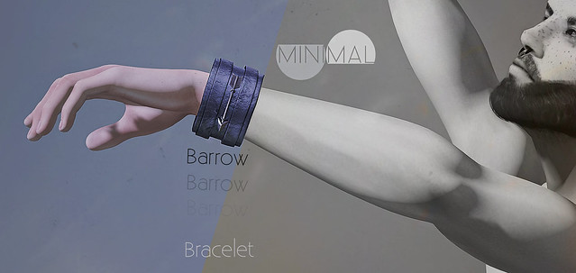 MINIMAL - Barrow Bracelet