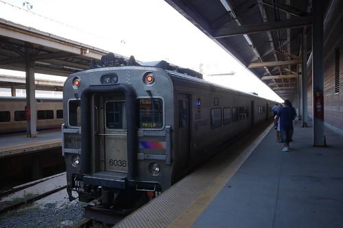 Philadelphia 行きNJ Transit | by lulun & kame