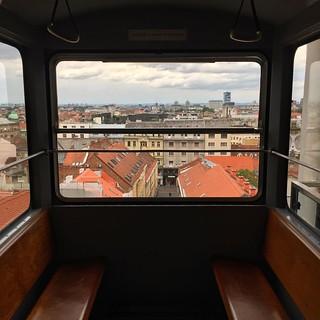Zagreb heute   by Fritztram