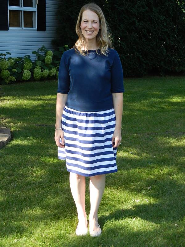 Astoria and Everyday skirt