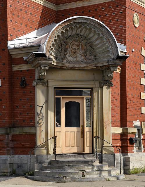 Gloire du passé du quartier des  Irlandais de Montréal