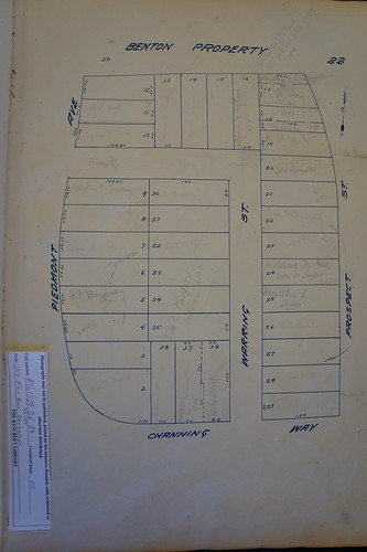 1914 block book showing makeup of neighborhood | by Anthro136k Who Owns the Past