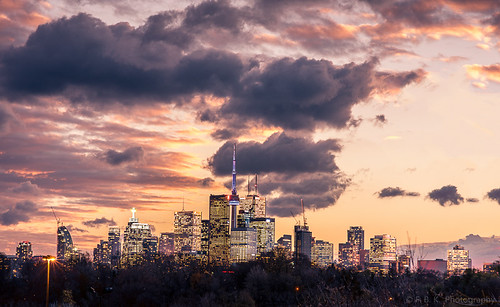 Toronto Skyline - East | by fbkphotography