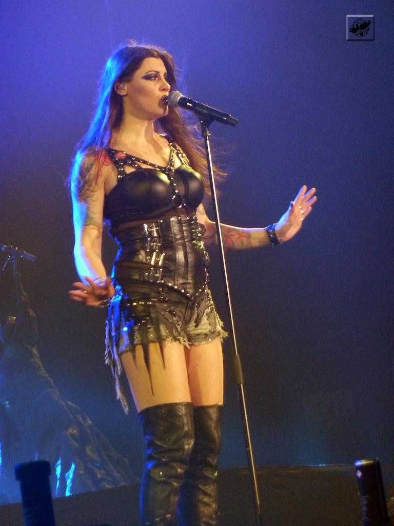 Nightwish Floor Jansen Sse Wembley Arena London
