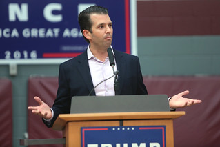Donald Trump, Jr. | by Gage Skidmore