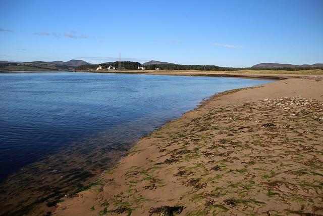 Loch Fleet, Golspie
