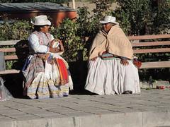 Yanque, Canyon de Colca (Pérou)