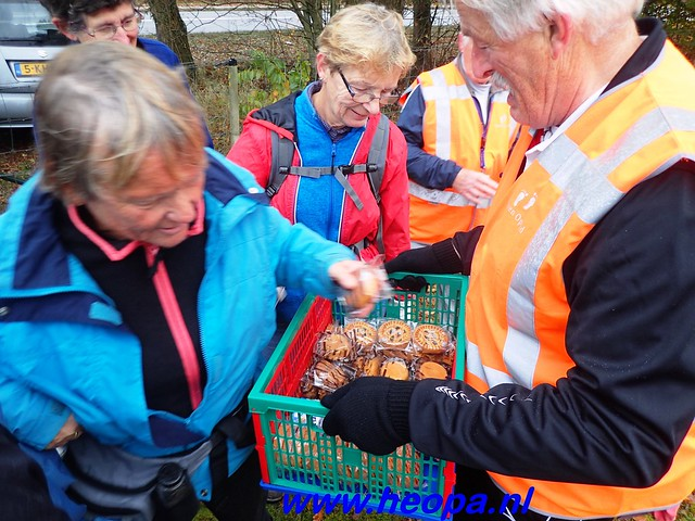 2016-11-09  Gooimeer tocht   25 KM   (146)