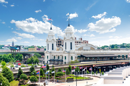 Union Station, Worcester MA | by Destination Worcester