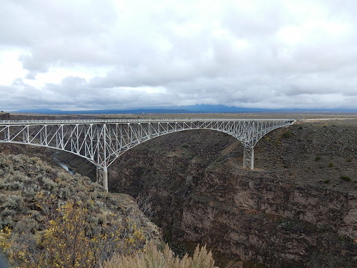 Rio Grande Gorge Bridge - 2