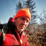 The rare, big-nosed, wool clad, selfie. #whitetail #hunting #elmerfudd #redgreen #michigan #up #upperpeninsula #yooper #yoopersofinstagram