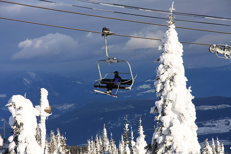 Silver Star Mountain Resort, Vernon, North Okanagan Valley BC, British Columbia