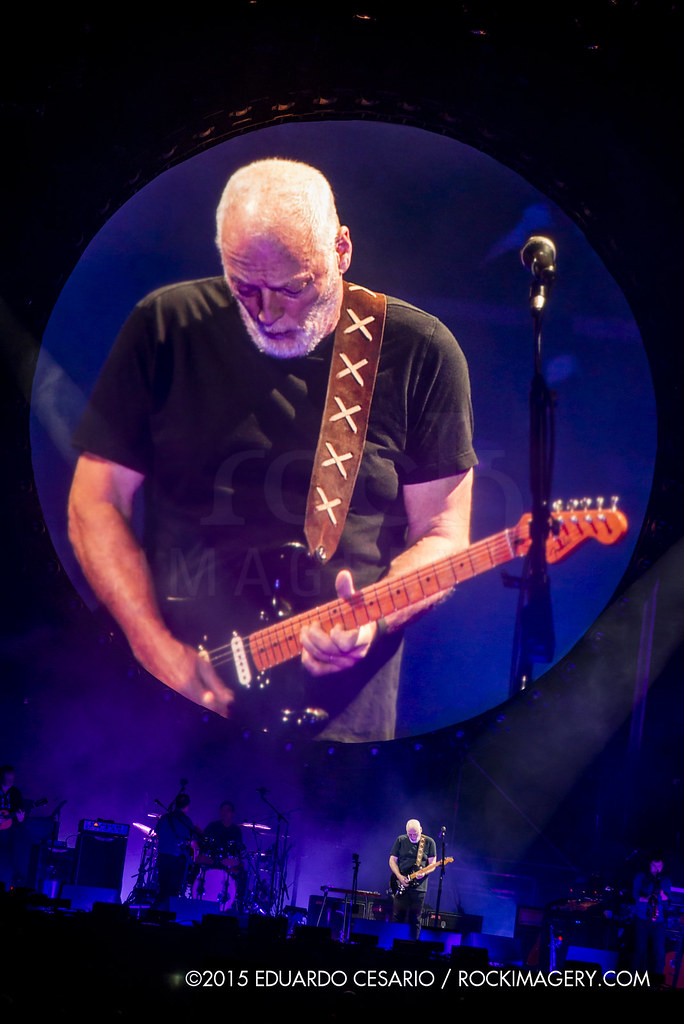 David Gilmour - Rattle That Lock Tour - Buenos Aires