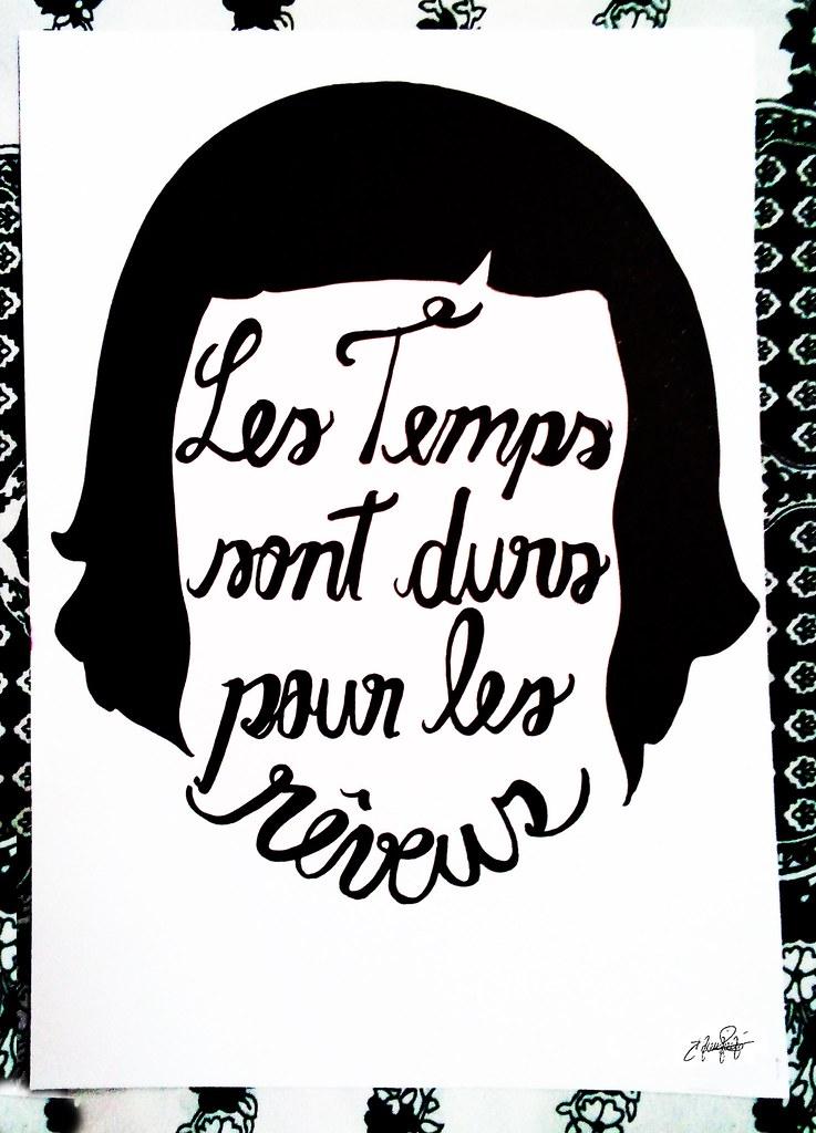 Amelie Poulain Desenhos Kheilla Reis Flickr