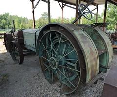 Emerson Brantingham 12-20 Gasoline Tractor 1916