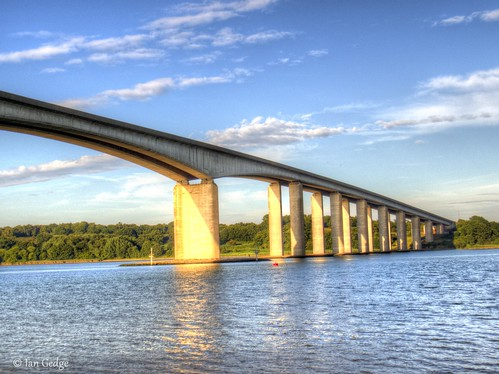 Orwell Bridge | by Ian Gedge