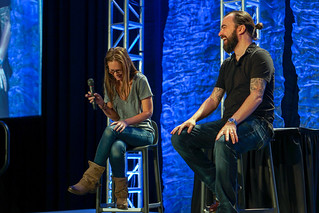 Scott Stratten and Alison Kramer keynote 30 - HighEdWeb 2015.jpg | by HighEdWeb