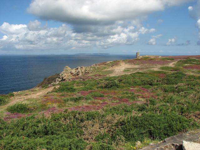 Coast north of L'Etacq