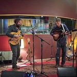 Fri, 06/11/2015 - 8:40am - Josh Ritter performs songs from Sermon on the Rocks for a lucky audience of WFUV Members at Electric Lady Studios in New York City. Session hosted by Rita Houston. Photo by Gus Philippas/WFUV