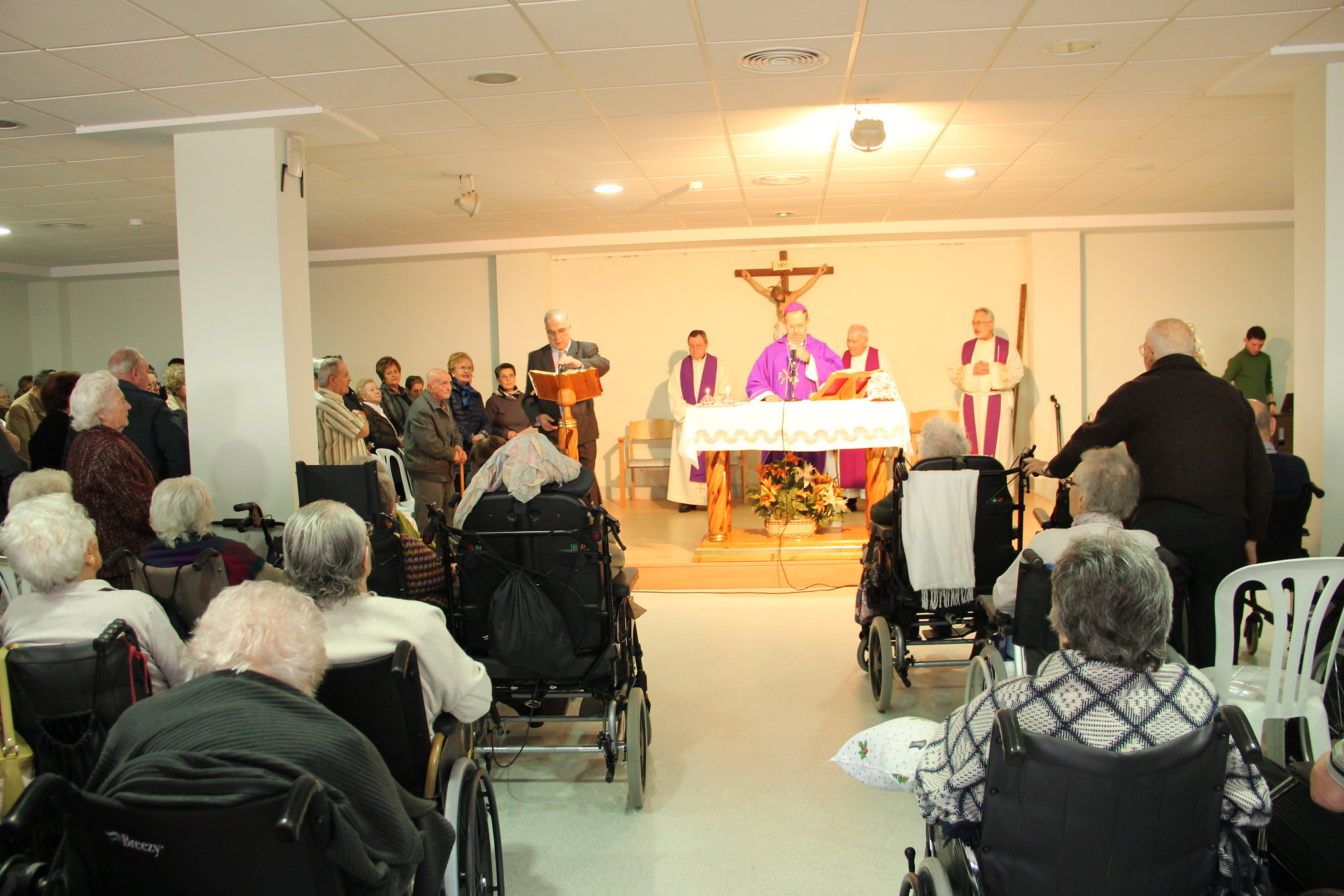 (2016-02-13) - Inauguración Virgen De Lourdes, La Molineta - Archivo La Molineta (022)
