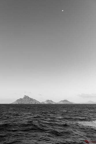 saintbarths isla island landscape travel featured moon seascape blackandwhite sunset picoftheday viajes ferry