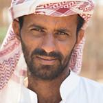 Camel seller from Sudan