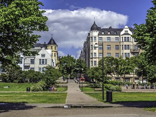 Kapteeninkatu Helsinki