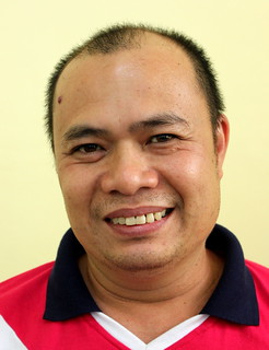 Sara municipal employee James Daniel C. Godinez. | by dilg.yolanda