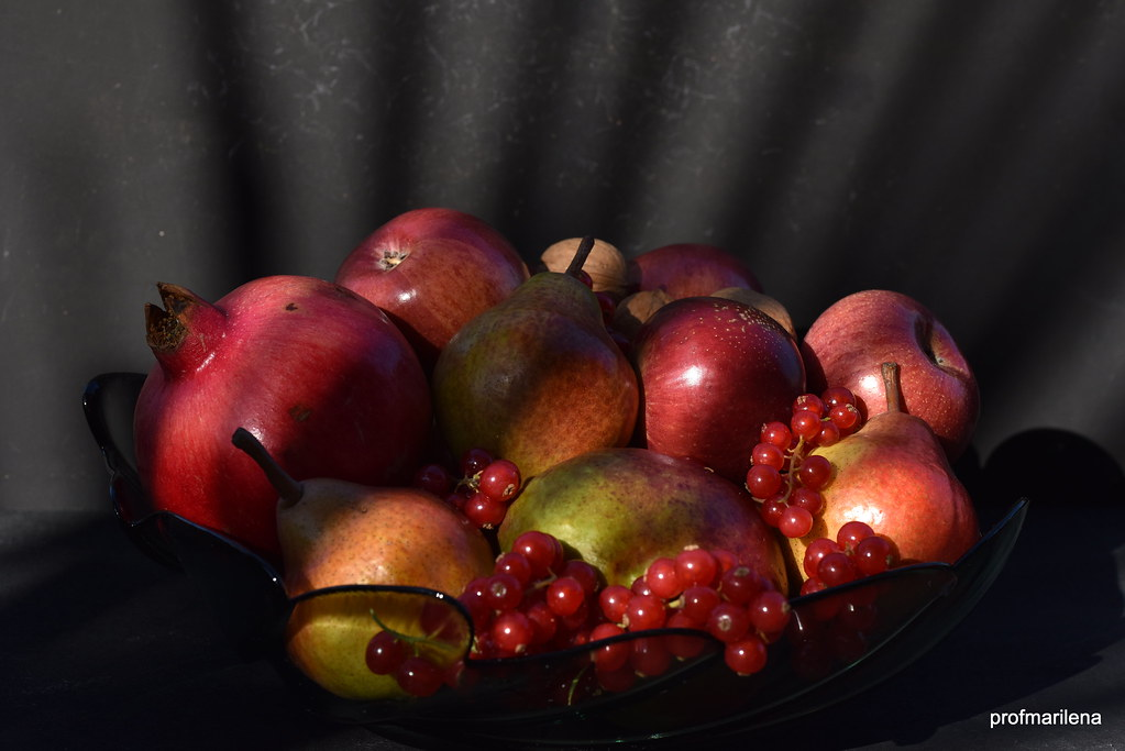 season of mists  and mellow fruitfulness.....  John Keats