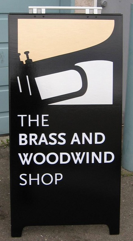 Brass & Woodwind A Frame