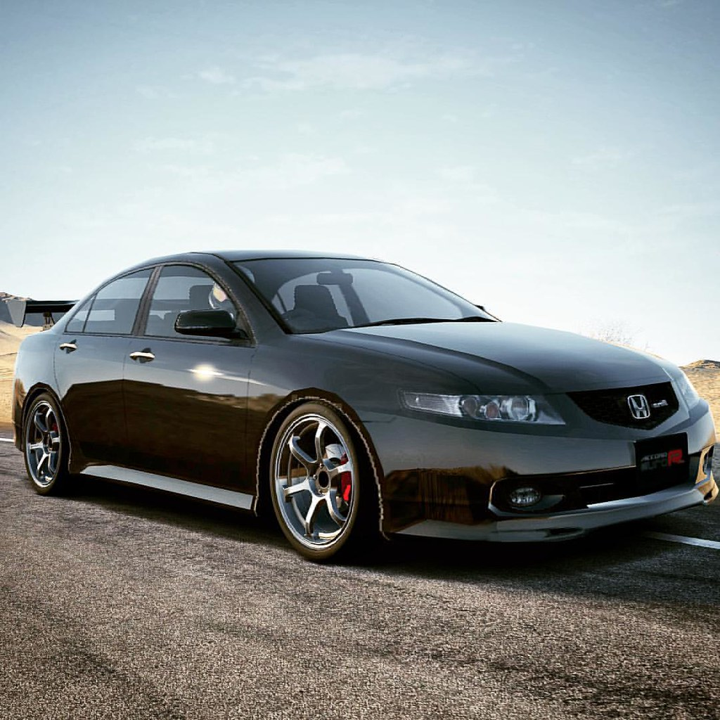 Acura TSX/Honda Accord EuroR