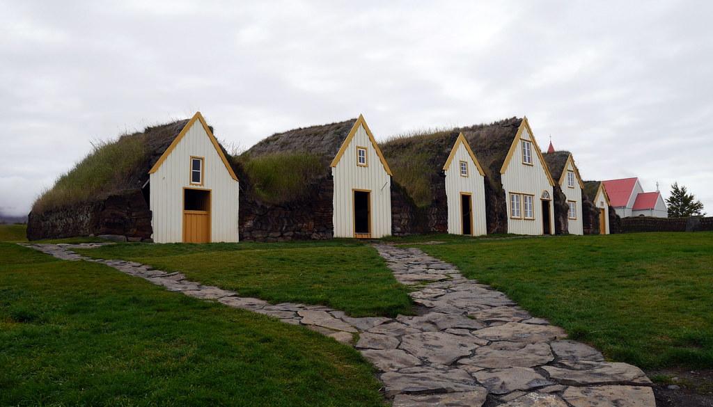 Glaumbaer Farmhouse