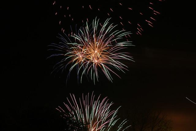 Royston Fireworks - Explored
