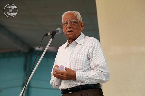 General Secretary SNM, V.D. Nagpal, expresses his views