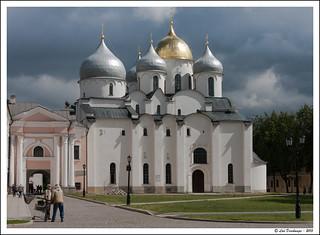 Saint-Sophie de Novgorod