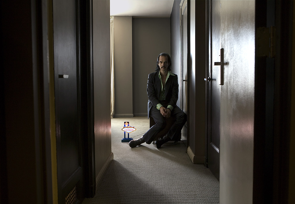 Nick Cave by Chris Buck