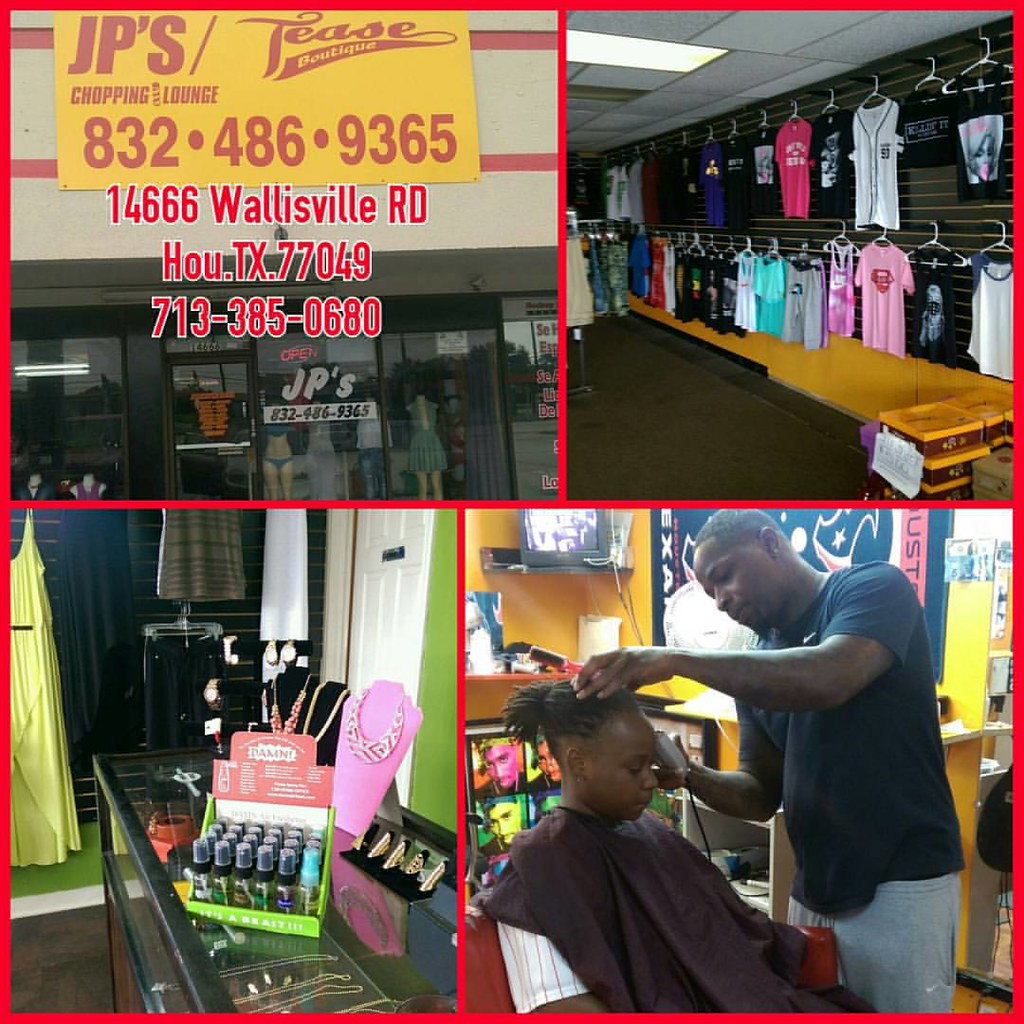 Stop by JP'S Chopping Lounge & Tease Boutique today. Get t…   Flickr